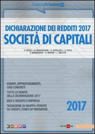 Dichiarazione dei redditi 2017 societ di capitali for Dichiarazione dei redditi 2017