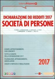 Dichiarazione dei redditi 2017 societ di persone for Dichiarazione dei redditi 2017